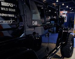 The SEMA Show Showcased Sahara Jeep Wrangler with K&amp;N Air Filter<