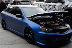 Rob Barkley's 2008 Subaru WRX