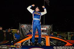 Ryan Partridge wins NASCAR K&N Pro Series West at Tucson Speedway