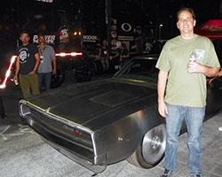 Tom Nelson built the 1968 Dodge Charger named Maximus