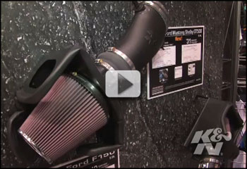 New Products from K&N at the 2011 SEMA Show