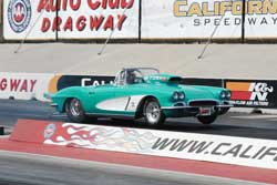 K&N's Steve Williams' 1962 Corvette