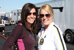 Family and friends make drag racing full time easier for Samantha Kenny