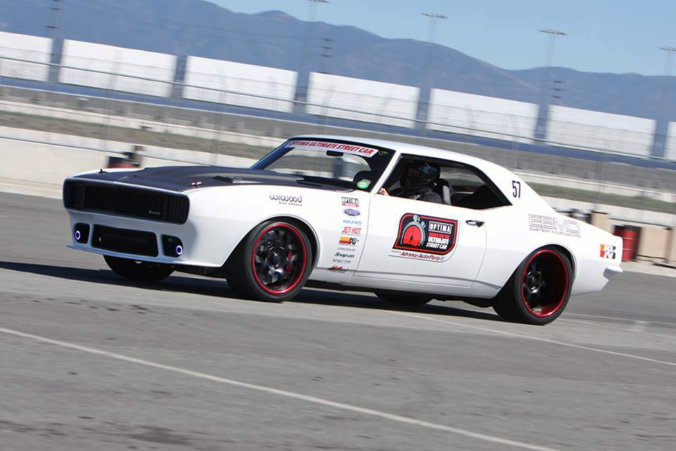 East Bay Muscle Cars Builds a 1967 Camaro Snowblind For K&N 2015 ...