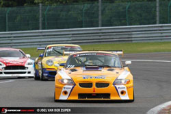 The BMW Zilhouette Z4's proved that they have the speed to be a serious championship contender in 2013