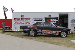 Steve Dillman has been a household name in the Drag Racing community for over fifty years