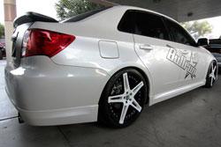 2011 SEMA Show Car Subaru WRX