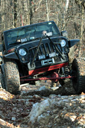 Located in the Ouachita Mountains, near Hot Springs, Arkansas the Superlift Off-Road Vehicle Park is a great destination for those with a passion for four-wheeling.