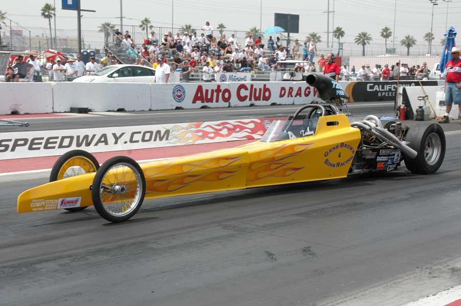 K&N's Tom Brown's 2005 Competition Eliminator