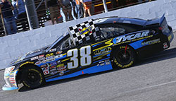 Tyler Dippel Wins at Mobile International Speedway