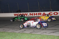 In a mere five years the Swanson brothers have already combined for four USAC Western Sprint Car Championships.