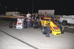 Finishing first and second isn't new for Kody and Tanner, in 2009 alone they pulled off the one-two sweep seven times.