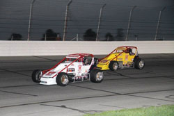 Although the 2011 season wasn't always kind to the Swanson brother, their Turkey Night finale leaves  them on a positive note looking towards 2012.