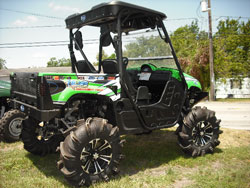 Tejas Motorsports custom UTV for performance and power.