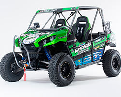 2016 Kawasaki Teryx built for King of the Hammers