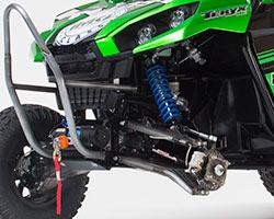 2016 Kawasaki Teryx with HCR Racing long travel suspension system & King Shocks
