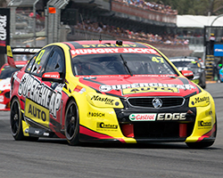 Australian V8 Supercars events take place all across the Australian states and includes one international race in Auckland, New Zealand