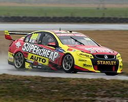 The Australian V8 Supercars Championship continues with the SKYCITY Darwin SuperSprint, June 19-21 at Hidden Valley Raceway
