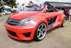 Scion xA All Toyotafest 2016 in Long Beach, CA