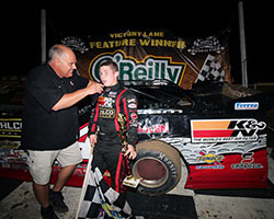 Bubba the Love Sponge's Son Tyler Clem Now Racing Crate Late Model race cars