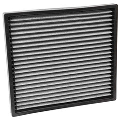 K&N VF2016 Cabin Air Filter for Hyundai, Kia, Hyundai Santa Fe, Kia Sedona