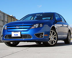 K&N makes a performance air intake system for first generation 2006-2012 Ford Fusion V6 and 4-cylinder models