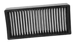 K&N VF2046 Cabin Air Filters are designed to improve air quality in 2001-2009 GM minivans and compact crossovers