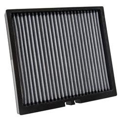 K&N VF2047 cabin air filter for Volkswagen, Audi, Skoda or Seat
