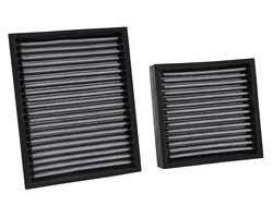 2006-2016 Peugeot and Citroen replacement cabin air filters