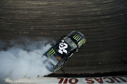 "K&N's Vaughn Gittin Jr. was awarded Formula Drift's ""Ace Driver of the Decade"" - Picture by Larry Chen"