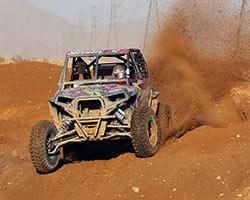 Katie V Racing Uses K&N Air Filters and K&N Oil Filters