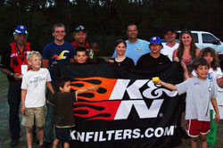 K&N and Jeremy Waibel Share the Experience of AC Delco Gator Nationals