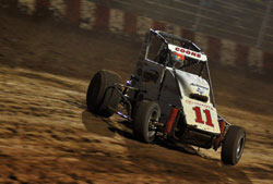 Coons Jr. now has a victory in all three USAC Divisions of the 4-Crown event.