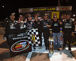 Of the 14 NASCAR K&N Pro Series East races held at Greenville Pickens Speedway, 13 have produced different winners