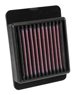 2015 Yamaha YZF-R3 K&N air filter
