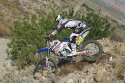 Yamaha YZ450F and MX Racer Mark Tilley