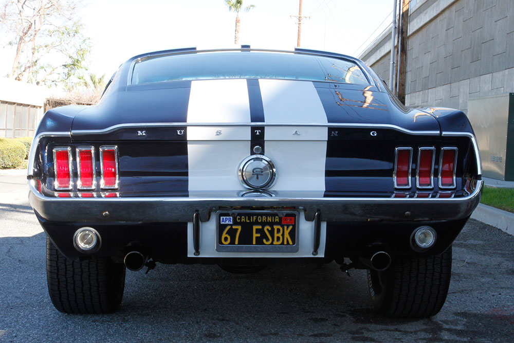 1967 Ford Mustang Gt Fastback Build By Brent Kimball