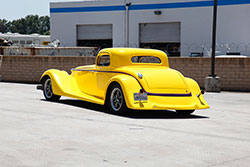 1995 Lincoln Town Car Cartier Transformed into a 1934 Ford by Ruben ...