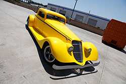 custom lowered 1934 Ford