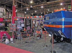 AAPEX is held at the Sands Expo Center in Las Vegas, Nevada