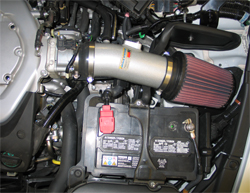 69-1210TS K&N air intake system installed in 2008 Honda Accord