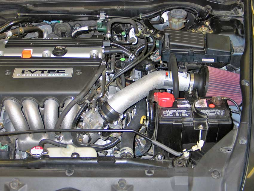 Honda Accord Owners Add Guaranteed Horsepower With Ku0026N Performance Air  Intake