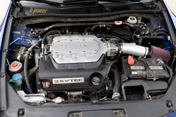 69-1209TS installed in a Honda Accord