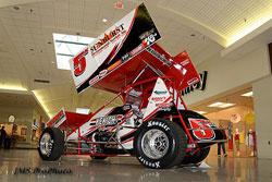 Kekich Racing Team's 410 Sprint Car Driven by Adam Kekich