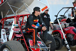 Many Sprint Car racers, like Adam Kekich, trust K&N products to protect their race cars