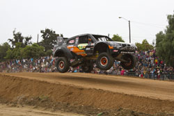 Baja race vehicles depend on a durable suspension to withstand the rugged terrain