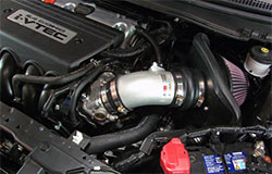 Air intake systems installed