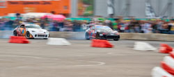 Drift racing popularity has surpassed Rally Racing in Ukraine in only four years and it continues to grow.