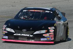 Alex Bowman's #16 X Team Racing Toyota