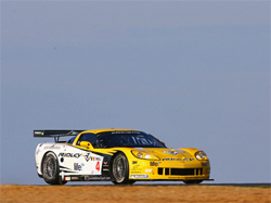 The seventh round of the 2009 FIA GT European Championship Series resumes in France on October 4, 